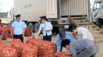 Bị ép giá vẫn nên xuất nông sản sang Trung Quốc