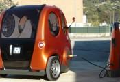 Ôtô chạy bằng khí nén giá hơn 200 triệu