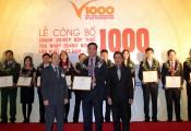 Bảng xếp hạng V1000 2015: Tôn vinh doanh nghiệp nộp thuế