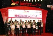 Công bố top 500 doanh nghiệp lớn nhất Việt Nam 2015