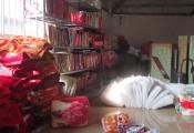 Làng nghề 'chăn đệm Hàn Quốc' ở Hà Tĩnh