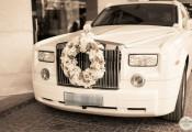Những chiếc xe hoa sang nhất xịn nhất trong đám cưới của đại gia Hà Thành