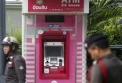 34.000 USD bị rút trộm tại các cây ATM ở Thái Lan