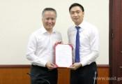 Bổ nhiệm chức mới cho cựu thư ký Bộ trưởng Công thương