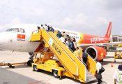 Gần 38.500 chuyến bay bị chậm, hủy trong năm 2016