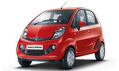 Tata Nano, ô tô rẻ nhất thế giới sắp biến mất