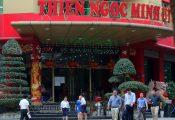 Cảnh sát theo dõi việc Thiên Ngọc Minh Uy 'khai tử'