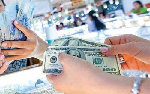 Tỷ giá ngoại tệ ngày 26/6: USD phập phù giảm giá