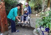 Bầm dập đi du lịch: Chuyện không riêng của người khuyết tật