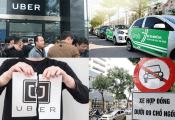 """Xót xa Uber, Grab: """"Bị cho vào rọ rồi vặt'"""