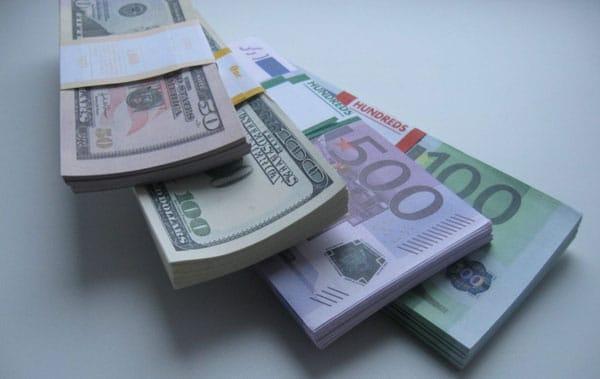 Tỷ giá ngoại tệ ngày 27/3: USD thế giới giảm, trong nước tiếp tục tăng