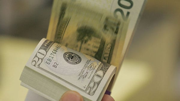 Tỷ giá ngoại tệ ngày 24/8: USD quay đầu tăng sau 1 tuần giảm